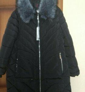 Куртка, НОВАЯ, зима