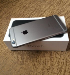 IPhone 6/16 GB/Space Gray