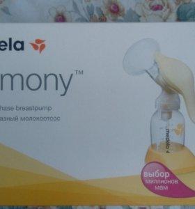 Молокоотсос medela hormony