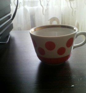Чайные чашки ( новые)