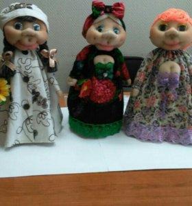 Кукла домовиха