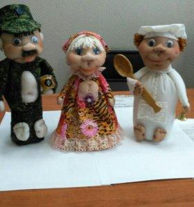 Куклы подарочные