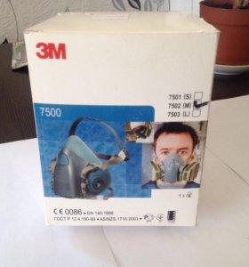 Фильтры сменные для масок и полумасок 7500-6000