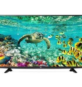 Телевизор LG 43UF640V с 4К