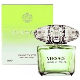 Versace Gold Crystal, 90 мл