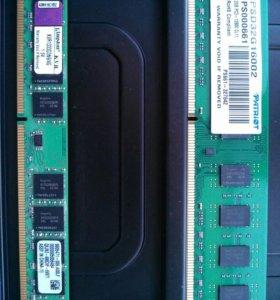 DDR3 6gb (4+2)