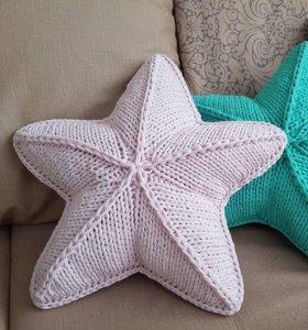 Подушка звезда!!!