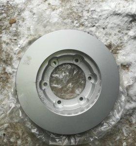 Тормозной диск ммс кантер новый