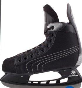 Коньки хоккейные Nordway Chicago сумка чехлы