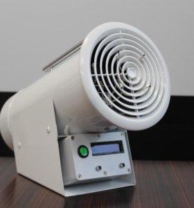 Умный озонатор воздуха для цеха