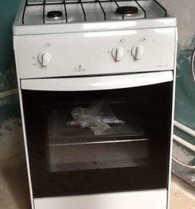 газовая плита двухкомфорочная