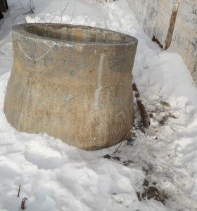 Кольцо бетонное ЖБИ конус переход 1м-1,5м