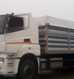 КАМАЗ 65207 -зерновоз
