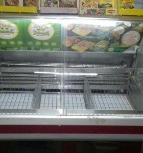 Морозильник витрина
