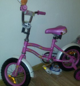 Детский велосипед stern fantasy 12