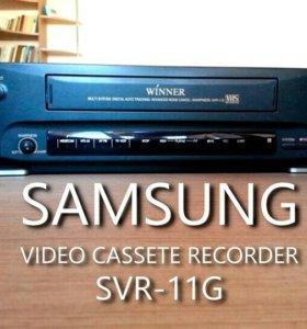 Видеомагнитофон Samsung SVR-11G