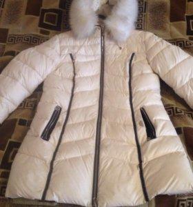 Зимняя куртка L