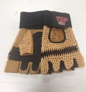 Перчатки атлетические TopHill TH-1B-A