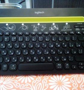 Клавиатура Bluetooth Logitech K480