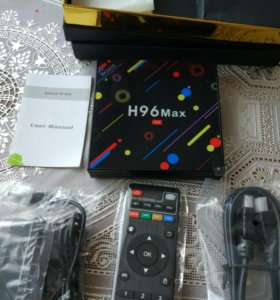 Android ТВ-Бокс H96 Max 4/32 Гб