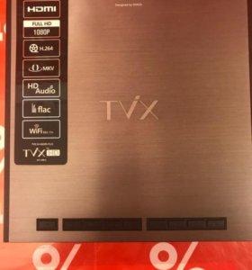 Медиаплеер DViCO TViX Xroid с диском 1500GB