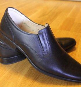 Новые полицейские туфли
