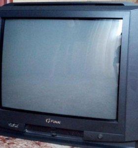 Цветной телевизор FUNAI (Япония)