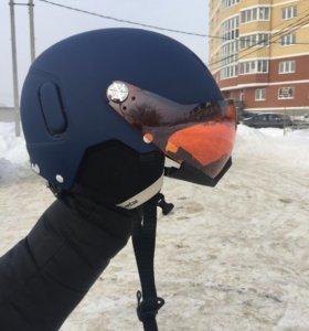 Горнолыжный шлем Новый