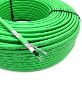Внутренний саморегулирующийся греющий кабель