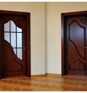 Установка дверей по ГОСТу