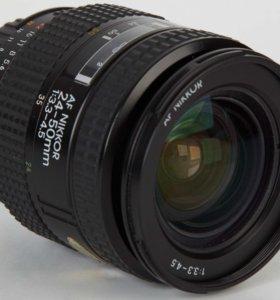 Nikon AF Nikkor 24-50mm 1:3,3-4,5 Macro (Nikon AF)