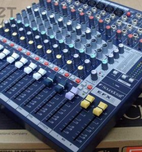 Микшерный пульт Soundcraft EFX8, новый