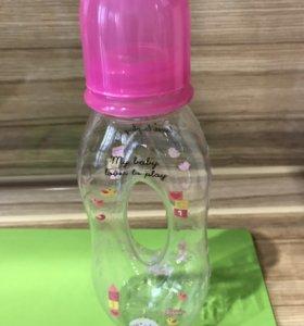Соски и бутылки б/у 1-2 раза пробы