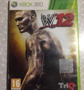 Игры на Xbox Диски на Xbox W12