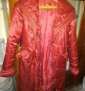 Куртка подростковая 42 размер