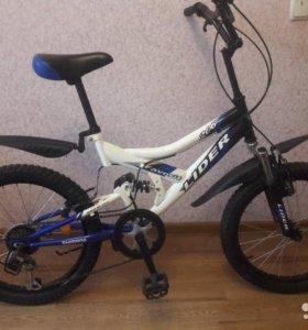 Велосипед LIDER подростковый 6-cкоростной