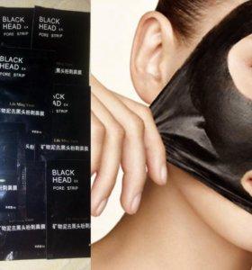 Черные маски для очищения пор