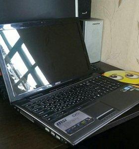 Ноутбук MSI не работает