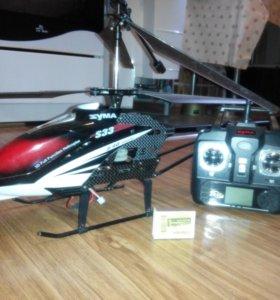 Радиоуправляемый вертолет Syma S33 - 2.4G