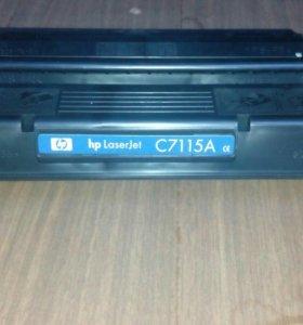 КАРТРИДЖ HP C7115A