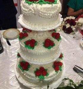 Подставка под торт