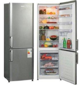 Холодильник beko CS 338020 S (абсолютно новый)