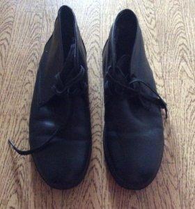 Ботинки мужские! Зима