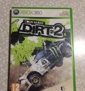 Игры на Xbox Диски на Xbox Colin McRae Dirt 2