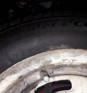 Зимние шины Hankook Winter iCept iZ2