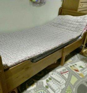 Кровать раздвижная Икеа