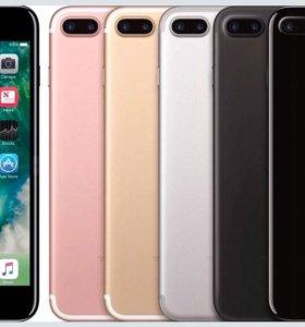 Новые Apple iPhone 7+ 32Gb All Colors + подарок