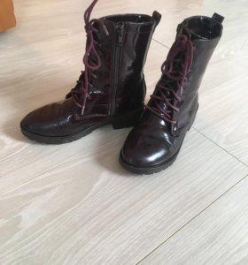 Ботинки Zara girl