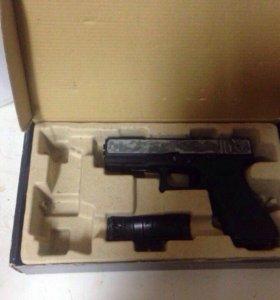 WE Glock 18C Gen4 GGBB, Full Auto