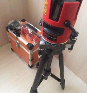 Новый лазерный уровень на 360 градусов JC5-CD